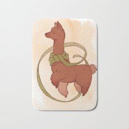 Scarf Alpaca Bath Mat