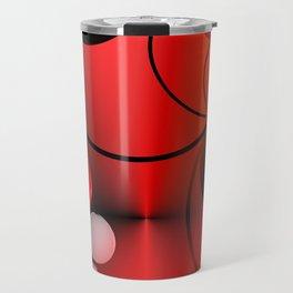 window curtain - energy for your home -2- Travel Mug