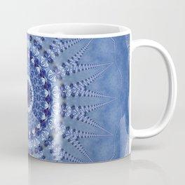 Mandala Jeanslook Coffee Mug