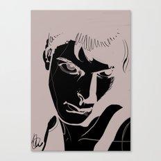 BnW1 Canvas Print