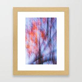 Autumn Motif 2 Framed Art Print