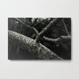 Speckled Metal Print
