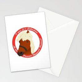 I Met Li'l Sebastian Stationery Cards
