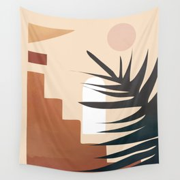 Abstract Elements 19 Wall Tapestry