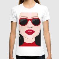 blondie T-shirts featuring Blondie by VictoriaPodi