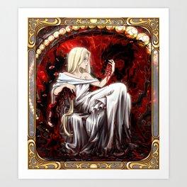 Hellsing Art Print