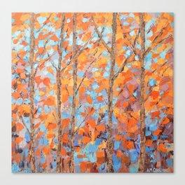 Green Mountain Sugar Maple Canvas Print