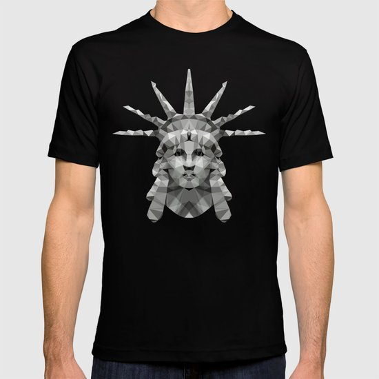 Polygon Heroes - Liberty T-shirt