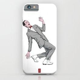 Pee Wee Herman #2 iPhone Case