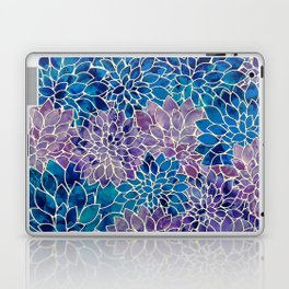Floral Abstract 34 Laptop & iPad Skin