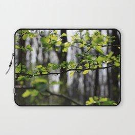 Waldlichter Laptop Sleeve