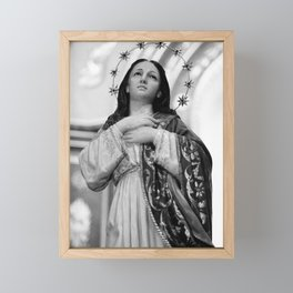 Our Lady of Conception Framed Mini Art Print