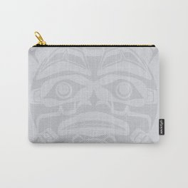 Old  Moon Grey Lund Carry-All Pouch