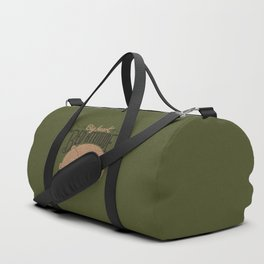 Big Heart Bed Attitude Duffle Bag