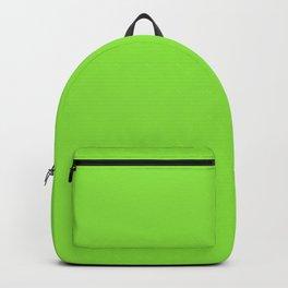 Kiwi - solid color Backpack