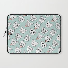 Pittie Pittie Please! 3 Laptop Sleeve