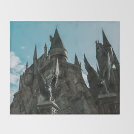 Hogwarts Castle Throw Blanket