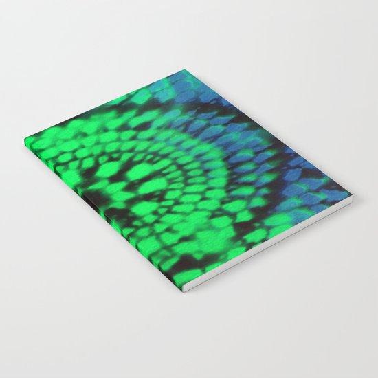 Scale Mandala 3 Notebook
