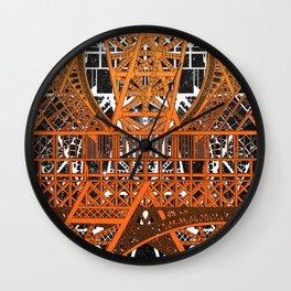 Eiffel (Feat. FalcaoLucas) Wall Clock