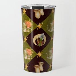 Witchy Vibes Surface Design II Travel Mug