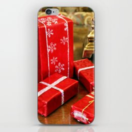 Christmas Joy iPhone Skin