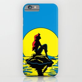 Mermaid | Pop Art iPhone Case