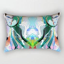 intoxicate Rectangular Pillow
