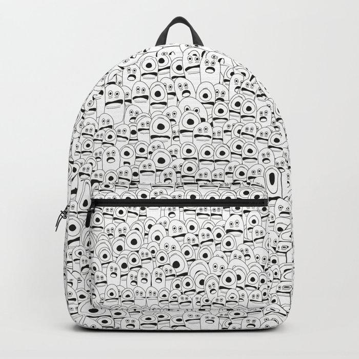 Little Monsters Backpack