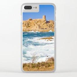 Corse 2.5 Clear iPhone Case