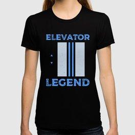 Funny Elevator T-shirt