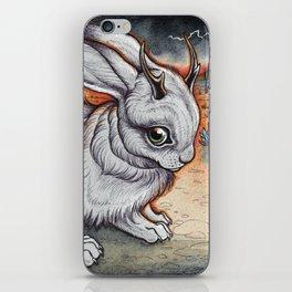 Jackalope iPhone Skin