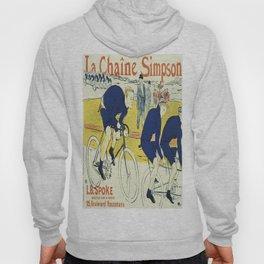 Vintage poster - La Chaine Simpson Hoody