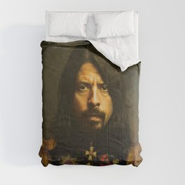 Dave Grohl - replaceface Comforters