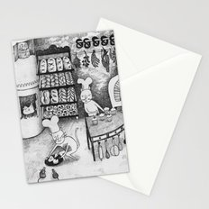 Baking Cats Stationery Cards