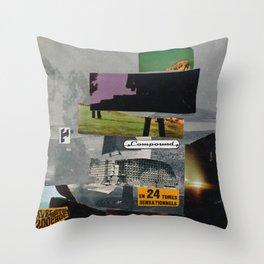 Backup 71 Throw Pillow