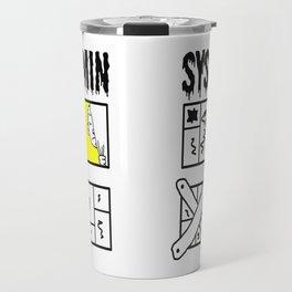 Sysadmin - System Administrator Travel Mug