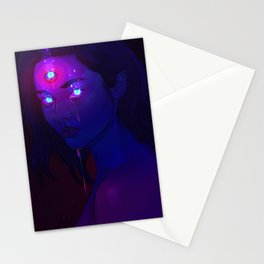 PsyGirl 2 Stationery Cards