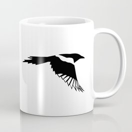 Pica Pica (magpie)  one Galery Giftshop Coffee Mug