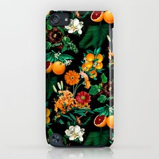 Fruit and Floral Pattern iPod touch Slim Case