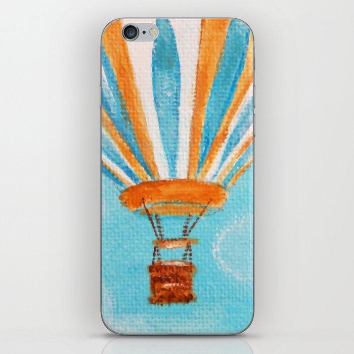 Hot Air Balloon #5 iPhone Skin