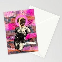 Divine Dogs -- Mastiff Stationery Cards