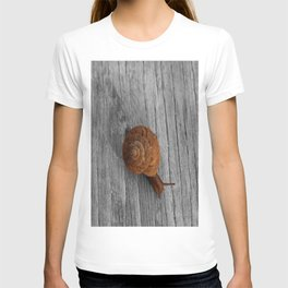 Lonely Snail T-shirt