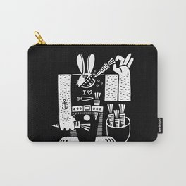 Carrots All Day Long Carry-All Pouch