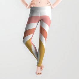 Rainbow Paint Leggings