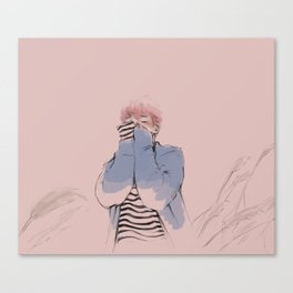 You Never Walk Alone Canvas Print