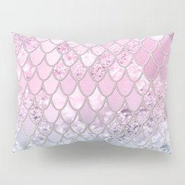 Mermaid Glitter Scales #2 #shiny #decor #art #society6 Pillow Sham