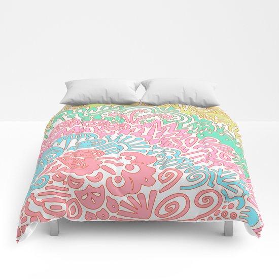 Tropic IV Comforters