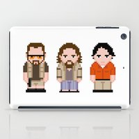 lebowski iPad Cases featuring The Big Lebowski  by PixelPower