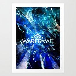 Warframe Art Print