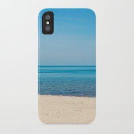 Trifecta iPhone Case